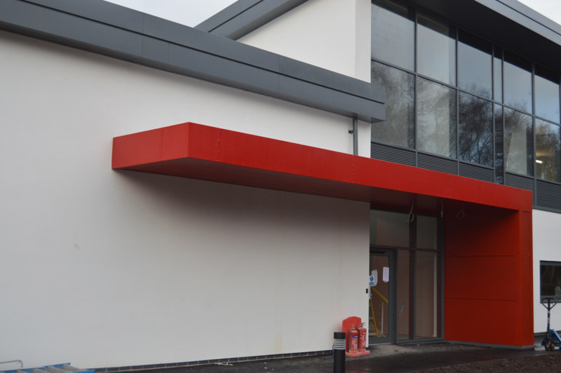 Manchester Industrial Roofing Cladding Contractors Total